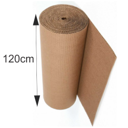 papelão ondulado bobina