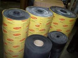 lençol de borracha orion nitrílica com lona NR 1087