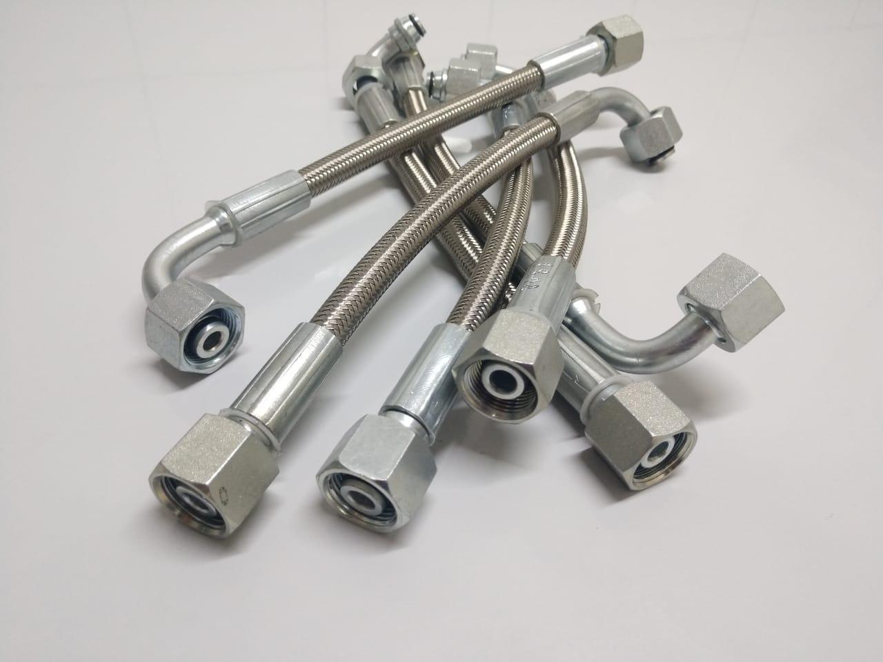 tubo flexivel para vapor