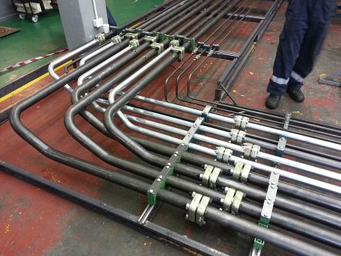 tubo hidraulico alta pressão